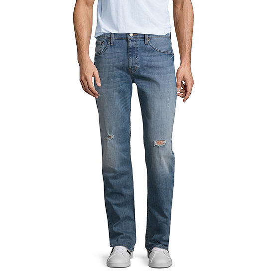Arizona Mens Low Rise Stretch Slim Fit Jean