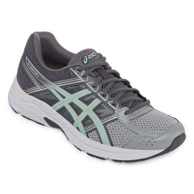 Asics Contend 4 Womens Running Shoes Lace-up