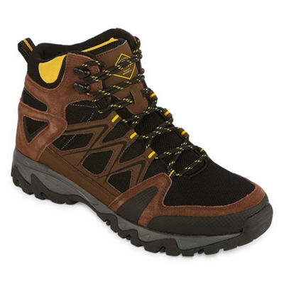 St. John's Bay Mens Hill Hiking Boots Lace-up