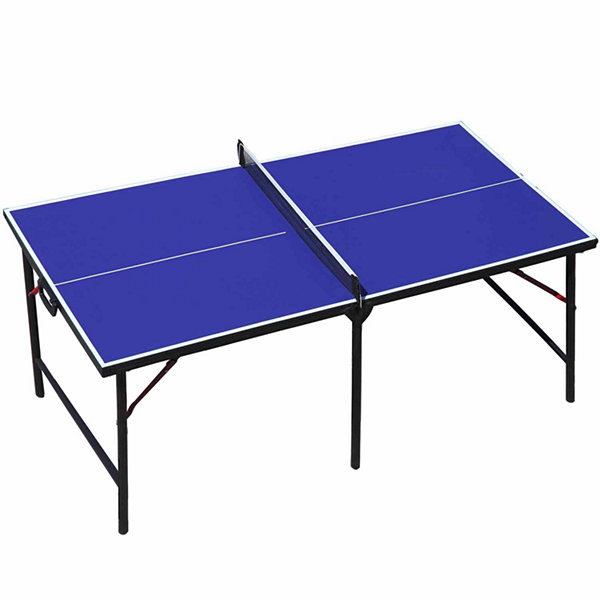 Hathaway Crossover 60 In Portable Table Tennis Table