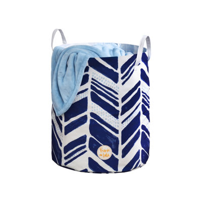 Frank And Lulu Shane Folding Single Compartment Hamper