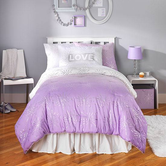 Frank And Lulu Starla Embellished Comforter Set