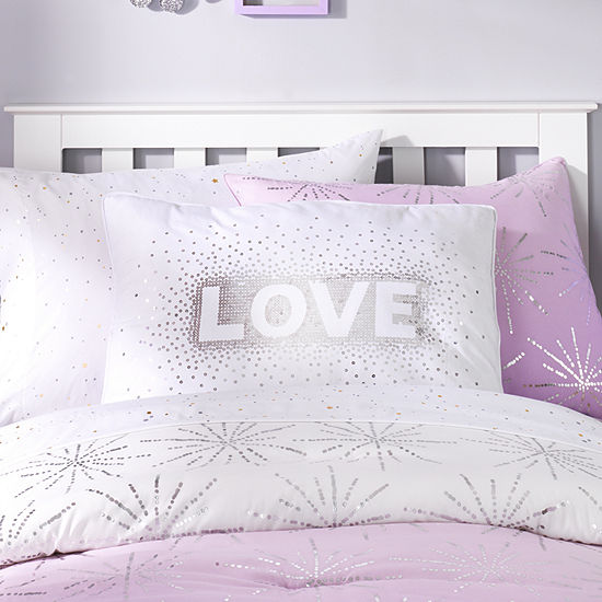 Frank And Lulu Love Rectangular Throw Pillow