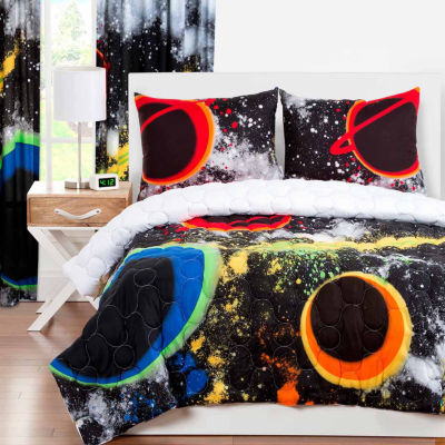 Crayola Out Of This World Comforter Set