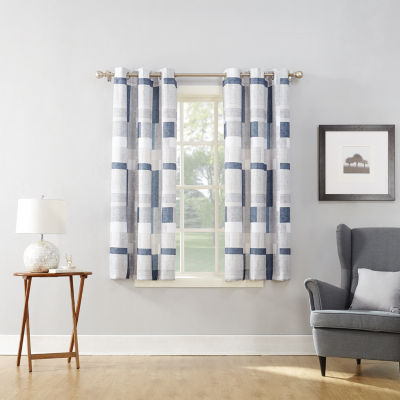 Blockade Grommet-Top Curtain Panel