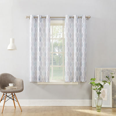 Mikko Grommet-Top Curtain Panel