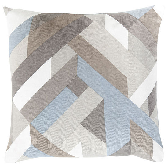Decor 140 Holderness Square Pillow Cover