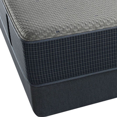 Simmons Beautyrest Silver® Perdido Key Plush - Mattress + Box Spring