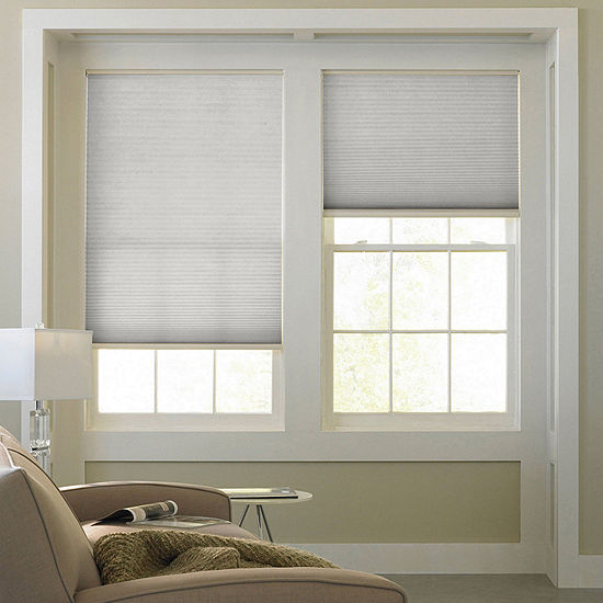 Home Expressions Cordless Light-Filtering Cellular Shade