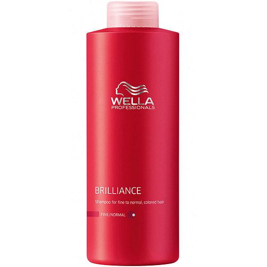 Wella® Brilliance Shampoo - Fine to Normal - 33.8 oz.