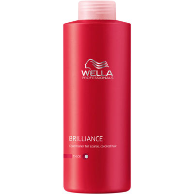Wella® Brilliance Conditioner - Coarse - 33.8 oz.