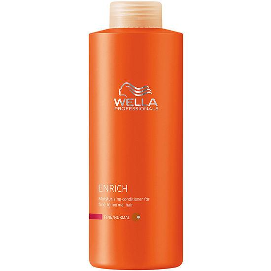 Wella® Enrich Moisturizing Conditioner - Fine to Normal - 33.8 oz.