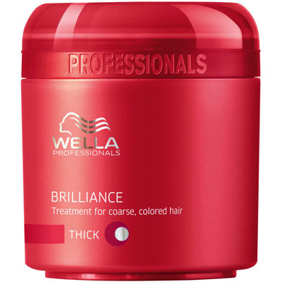 Wella® Brilliance Treatment - Coarse - 5.1 oz.
