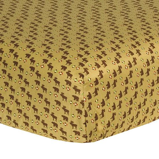 Trend Lab® Northwoods Crib Sheet