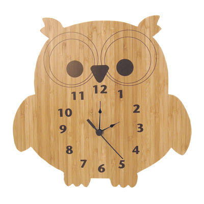 Trend Lab® Owl Wall Clock