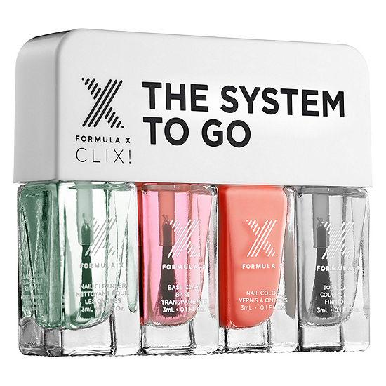 Formula X The System To Go