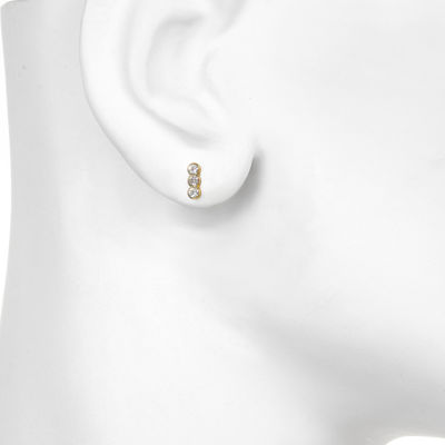 Mixit™ 6-pr. Two-Tone Basic Earring Set