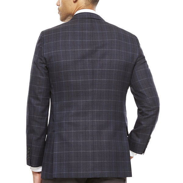 Stafford® Travel Year-Round Classic-Fit Sport Coat
