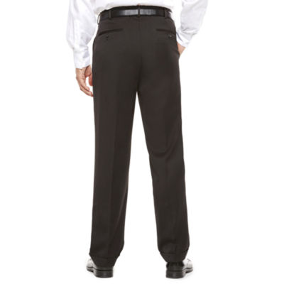 Savane Micro® Melange Pleated Pants