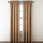 Home Expressions™ Somerville Rod-Pocket Curtain Panel
