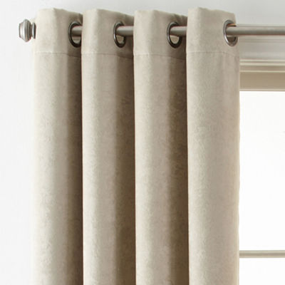 Home Expressions™ Roosevelt Blackout Grommet-Top Curtain Panel