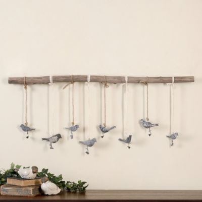 Birds on a Branch Wall Decoration