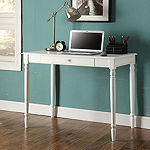 Convenience Concepts Designs2Go French Country Desk
