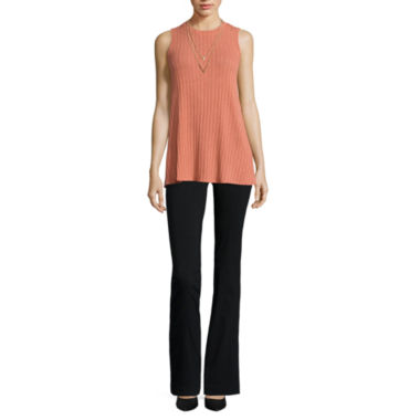 jcpenney.com | Alyx® Ribbed Swing Tank Top or Millennium Slim Pants