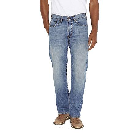 Levi's Men's 505 Regular Fit Jeans, 30 30, Blue