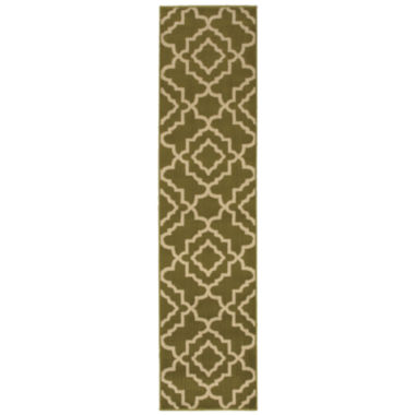 Covington Home Squarley Runner Rug