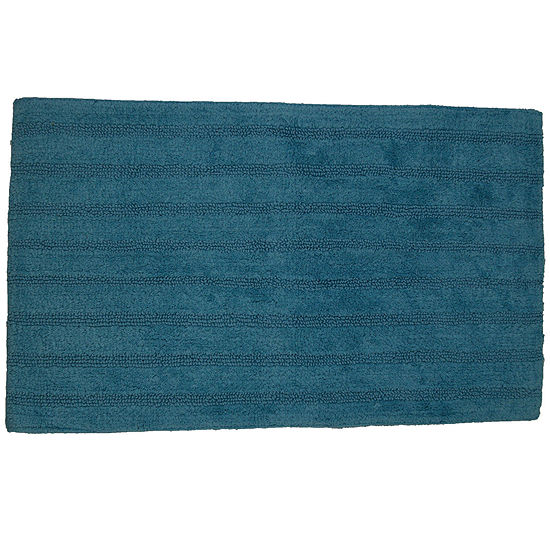 Castle Hill London Linear Reversible Bath Rug Collection