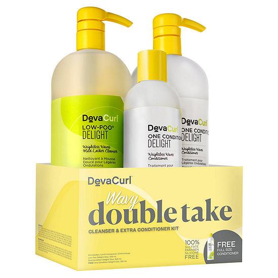 DevaCurl Double Take Wavy