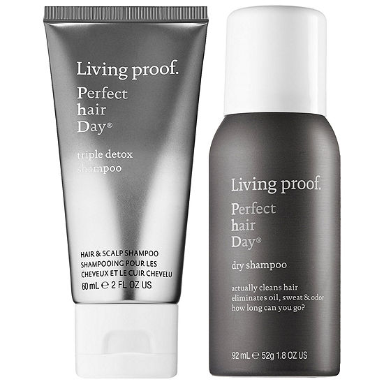 Living Proof Not Your Average Shampoos Travel Set