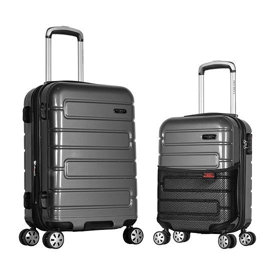 Olympia Nema 2-Pc Carry-on Luggage Set