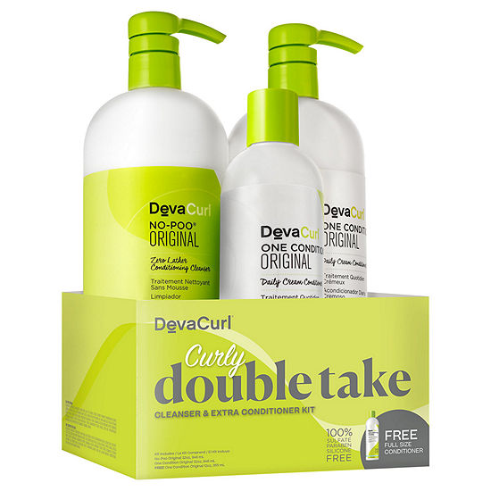 DevaCurl Double Take Curly ($116.00 value)