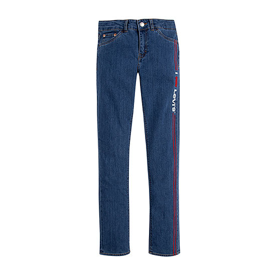 Levi's Girls Straight Leg Jean Big Kid