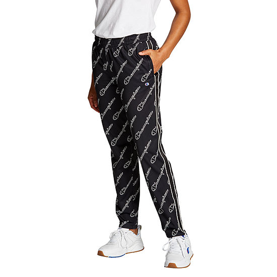 Champion Womens Mid Rise Straight Track Pant