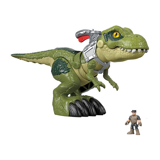 Imaginext Jurassic World Mega Mouth T.Rex Dinosaur