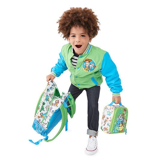 Disney Boys Varsity Jacket & Backpack