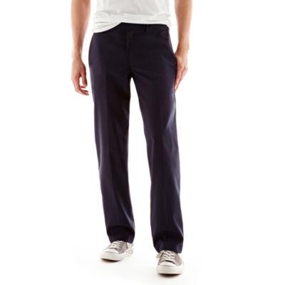 Dickies® Slim Straight Poplin Pants