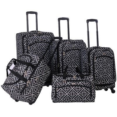 American Flyer Astor 5-pc. Luggage Set