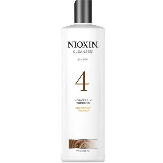 Nioxin® System 4 Cleanser® - 16.9 oz.