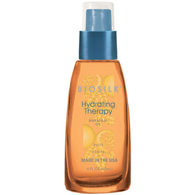 BioSilk® Hydrating Therapy Maracuja Oil - 4 oz.