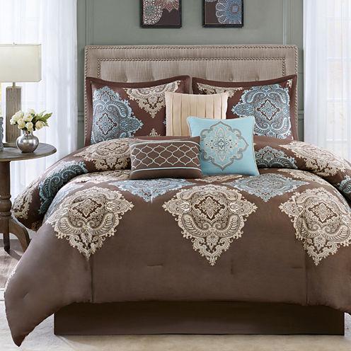 Madison Park Barnett 7-pc. Comforter Set