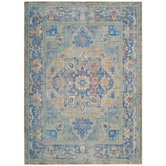 Safavieh Claremont Collection Justine Oriental Area Rug