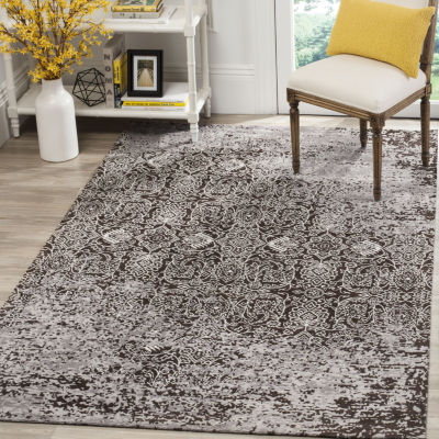 Safavieh Classic Vintage Collection Anselm Oriental Square Area Rug