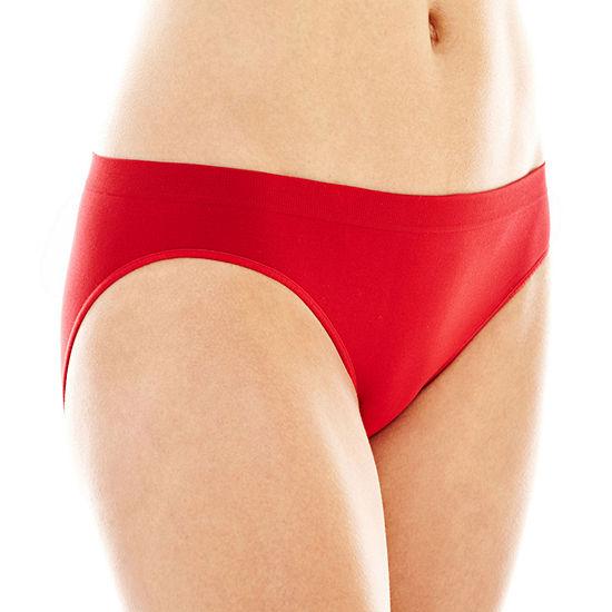 Ambrielle Seamless Bikini Panty 14p017