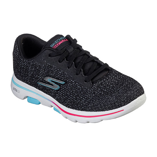 Skechers Go Walk 5 Outshine Womens Walking Shoes