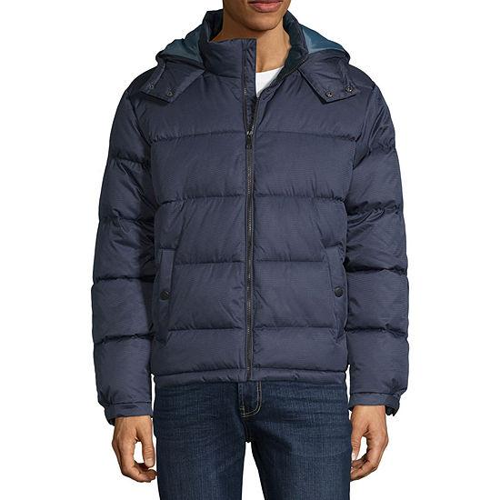Cherokee Ripstop Hooded Heavyweight Puffer Jacket