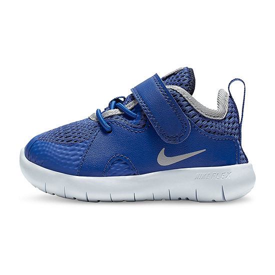 Nike Flex Contact Toddler Boys Running Shoes